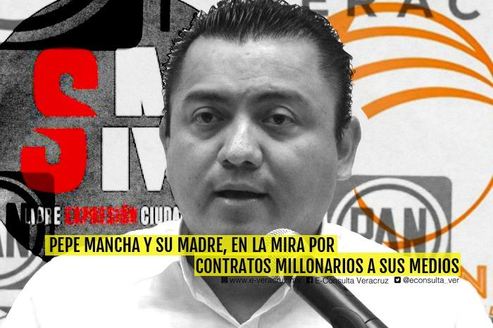 """Van contra """"Pepe"""" Mancha y su madre por traficar influencias"""