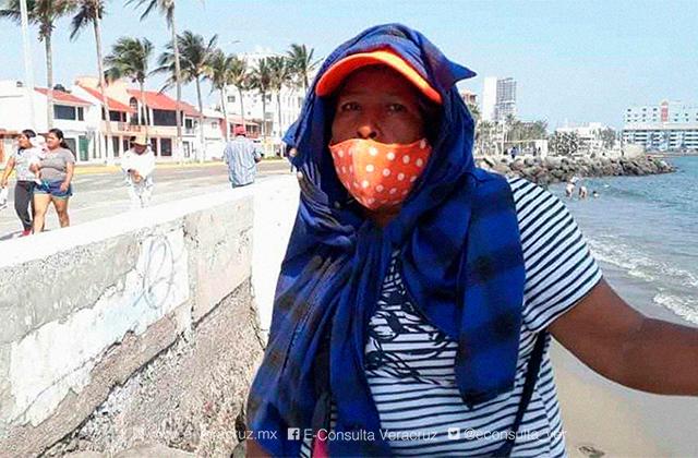 Josefina sobrevive en pandemia como prestadora de servicio turísticos