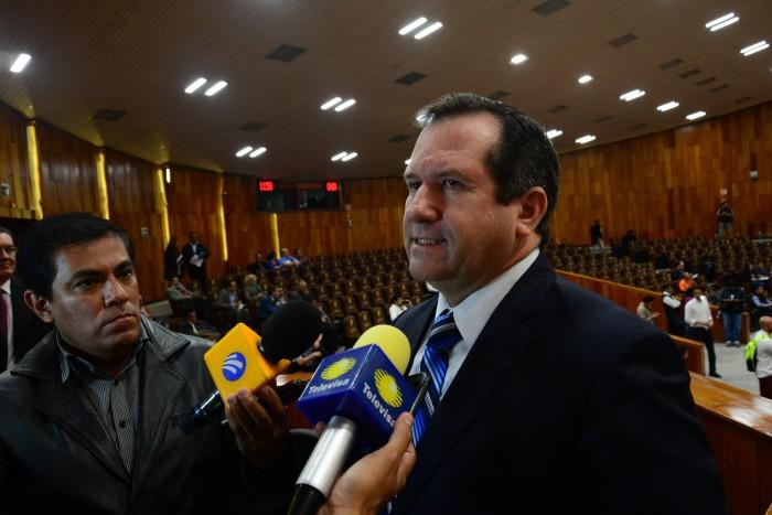 Desfalco millonario no se reportó en Cuenta Pública 2015