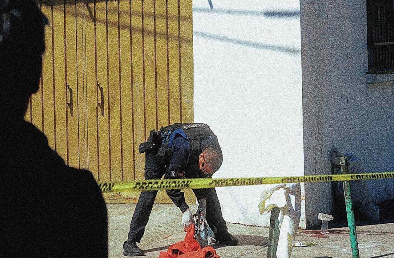 Joven es asesinado en céntricas calles de Banderilla