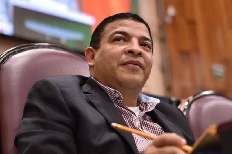 """""""Ni dios lo mande"""" reelección de Portilla: Cazarín"""