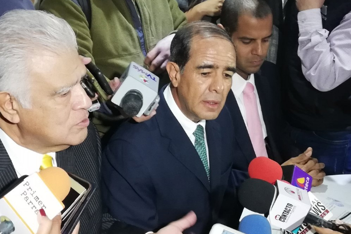 Juanelo dice que Fiscalía le