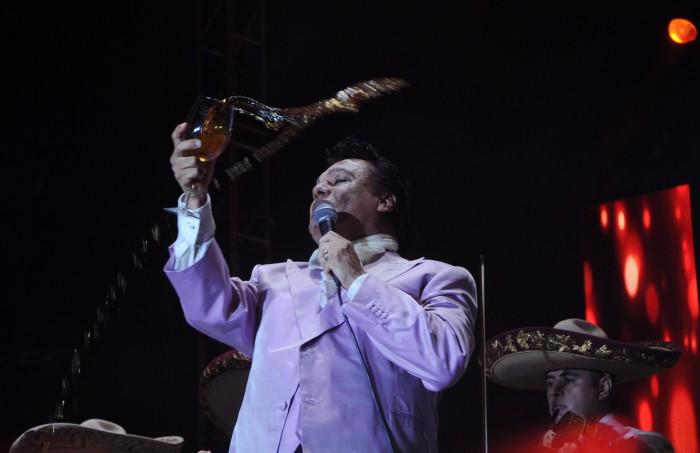 Las últimas tres presentaciones de Juan Gabriel en Veracruz