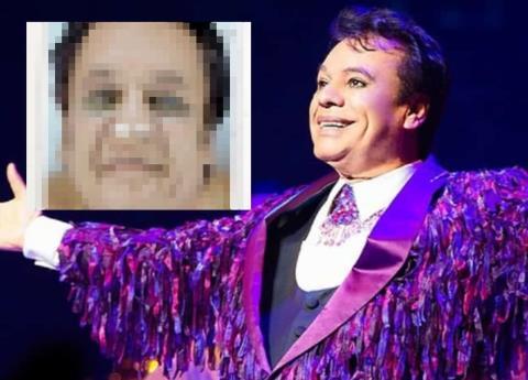 Circula fotografía del cadáver de Juan Gabriel