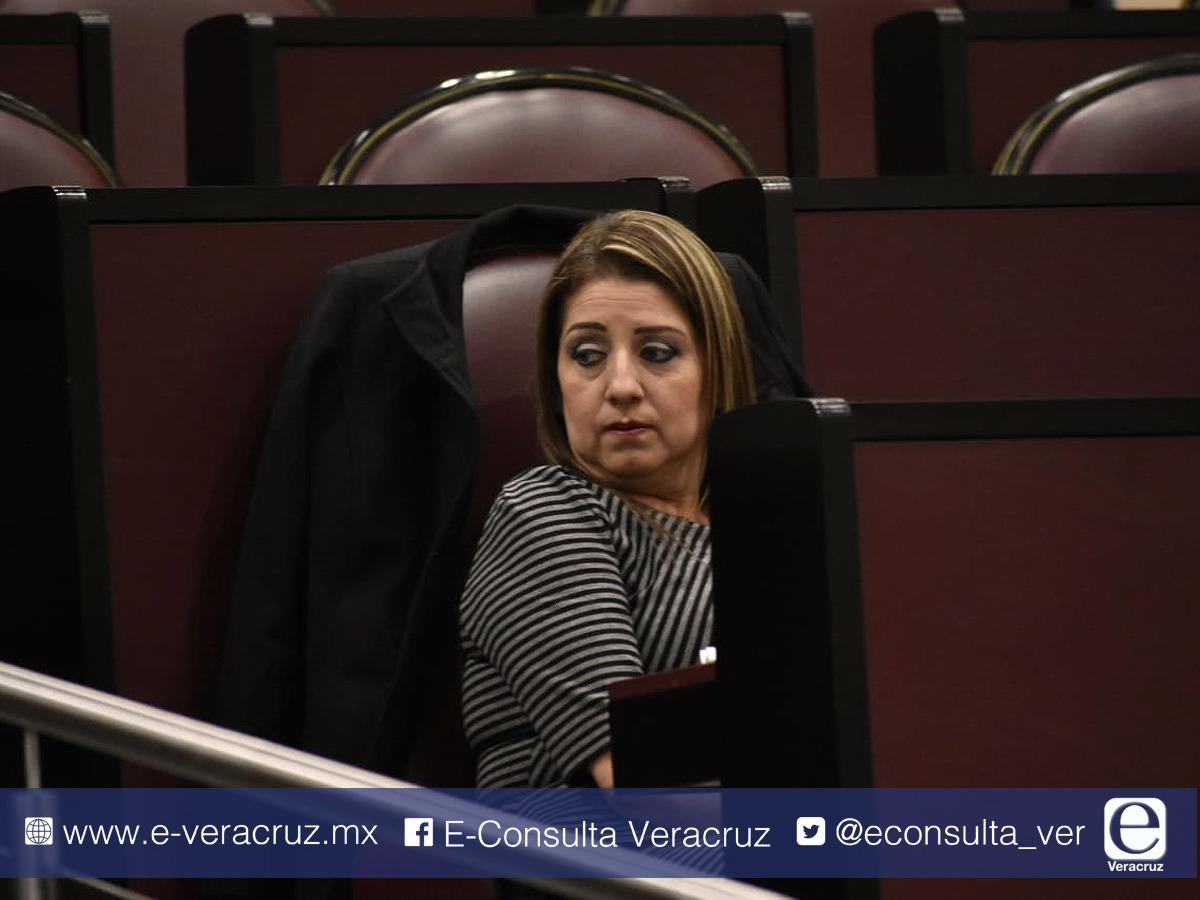 Allanan oficina de diputada local del PAN al interior del Congreso