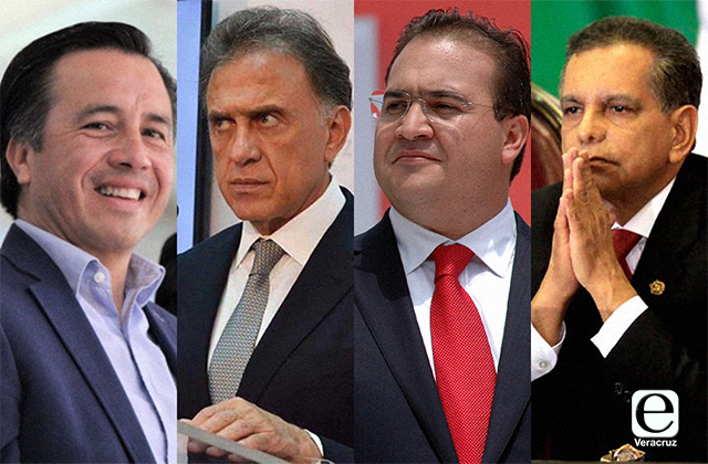 Exgobernadores anidaron corrupción: Cuitláhuac