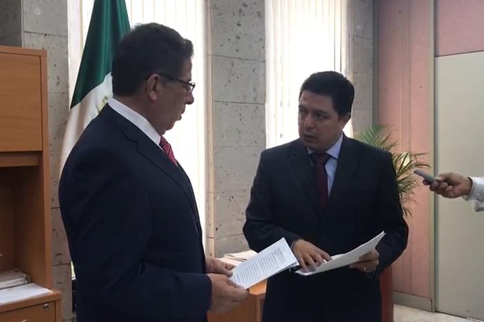 Fiscal de Veracruz suma otra denuncia más de juicio político