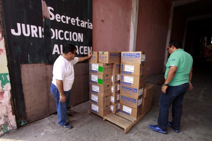 Inicia abastecimiento de medicamentos en la jurisdicción sanitaria 8