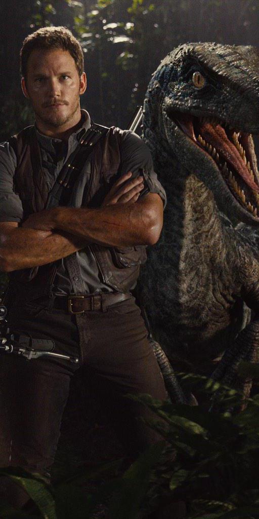 Jurassic world tuvo gran debut en cines