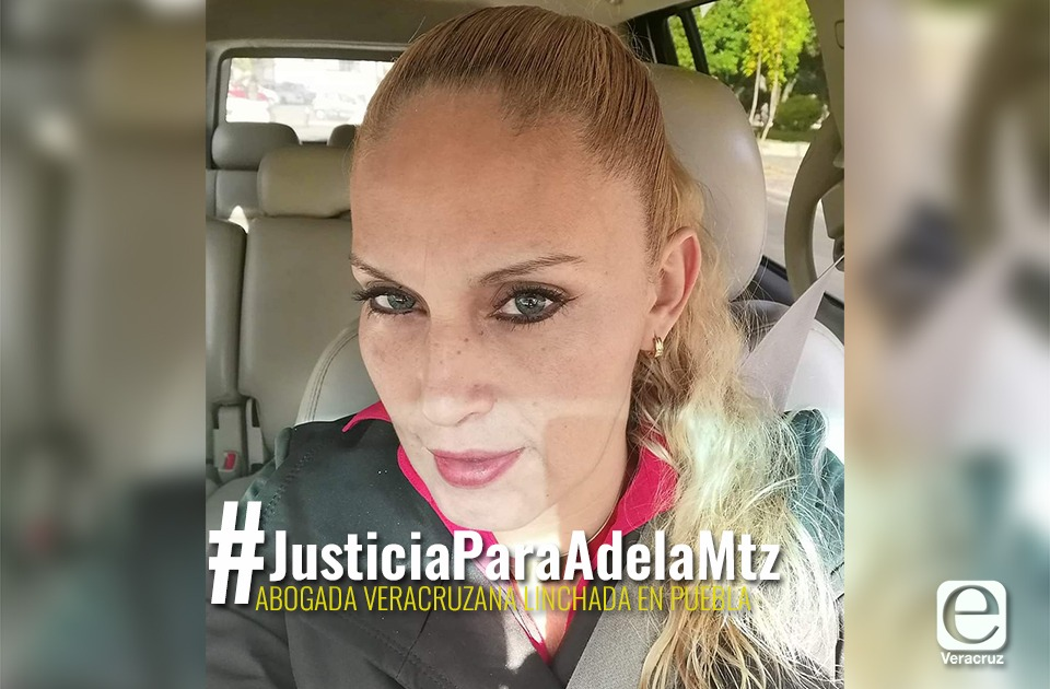 Piden pena máxima a presuntos feminicidas de Adela Martínez