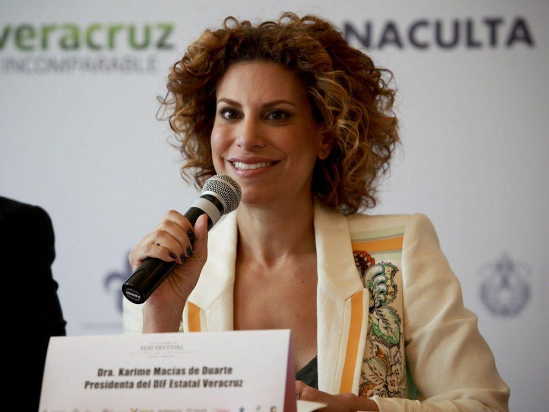 Los lujos y excentricidades de Karime Macías