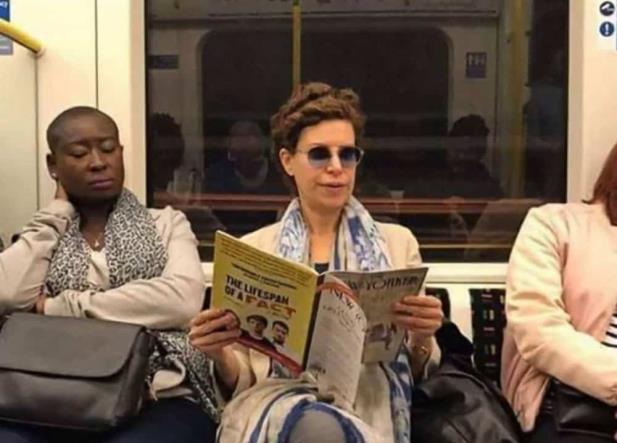 Detienen en Londres a Karime Macías