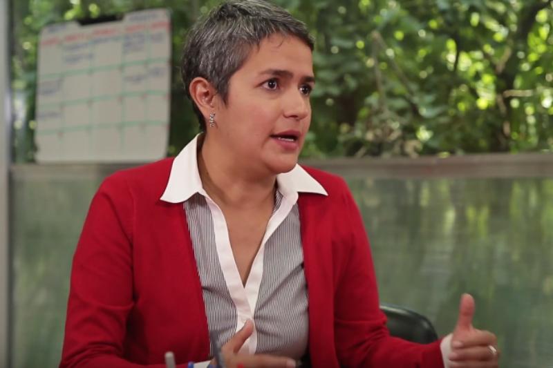 Karla Quintana es nombrada titular de la Comisión Nacional de Búsqueda