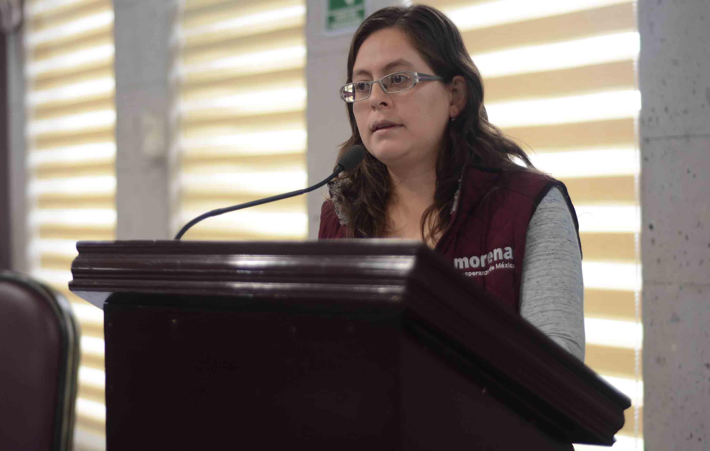 Propone Tanya Carola incorporar derechos sexuales de mujeres en la legislación