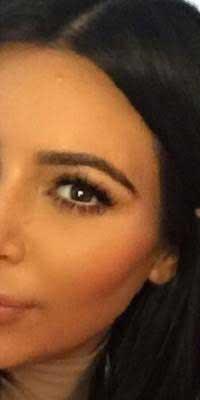 Emociona a Kim Kardashian selfie con Hillary Clinton