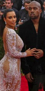 Kim Kardashian espera a su segundo bebé