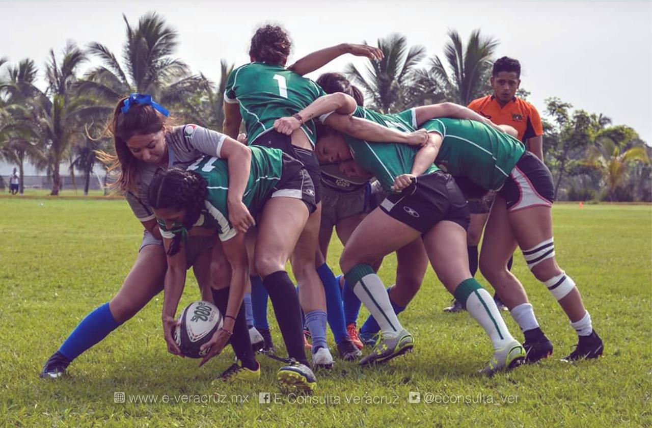 Titanes Rugby femenil el equipo que rompió estándares en Veracruz