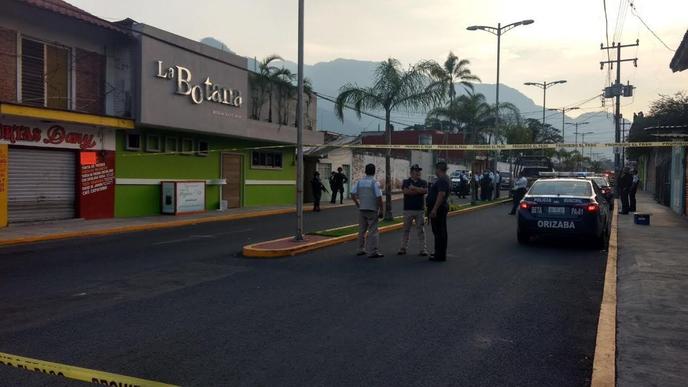 Matan a cuatro en un bar de Orizaba, Veracruz