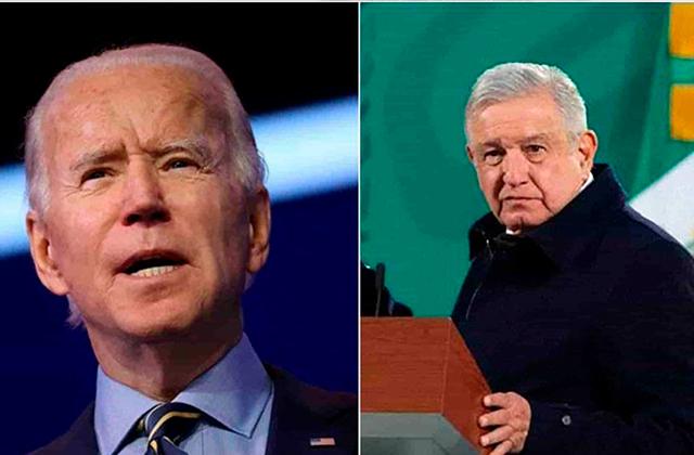 La peligrosa frontera con EU: AMLO; Biden frena recursos para el muro
