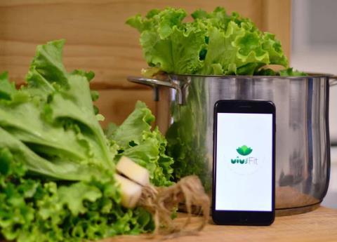 Conviértete en un Godín que come saludable con esta app