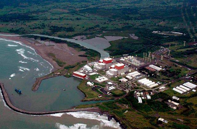 Alerta naranja en la Nucleoeléctrica Laguna Verde