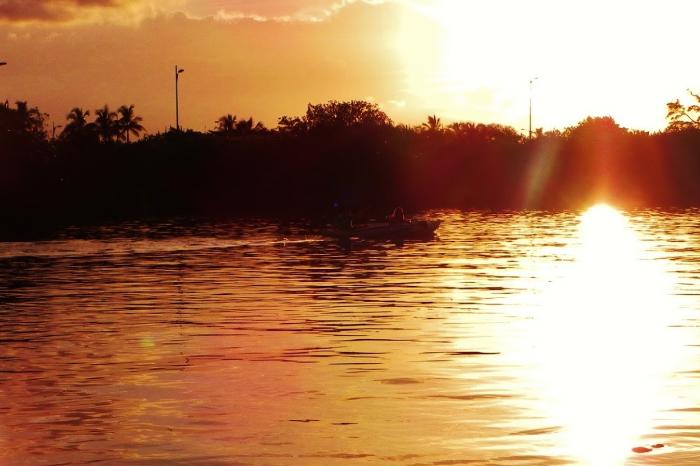 Sábado de Gloria: un desaparecido en playas de Veracruz, y hallan cuerpo flotando