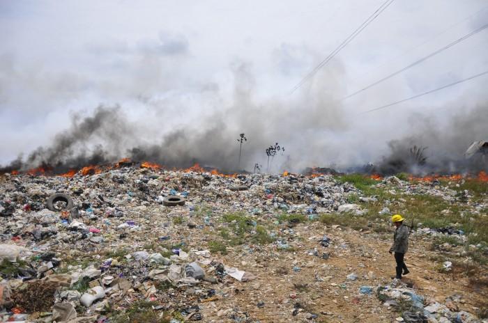 Culpa Sedema a municipios por tema de basurero Las Matas