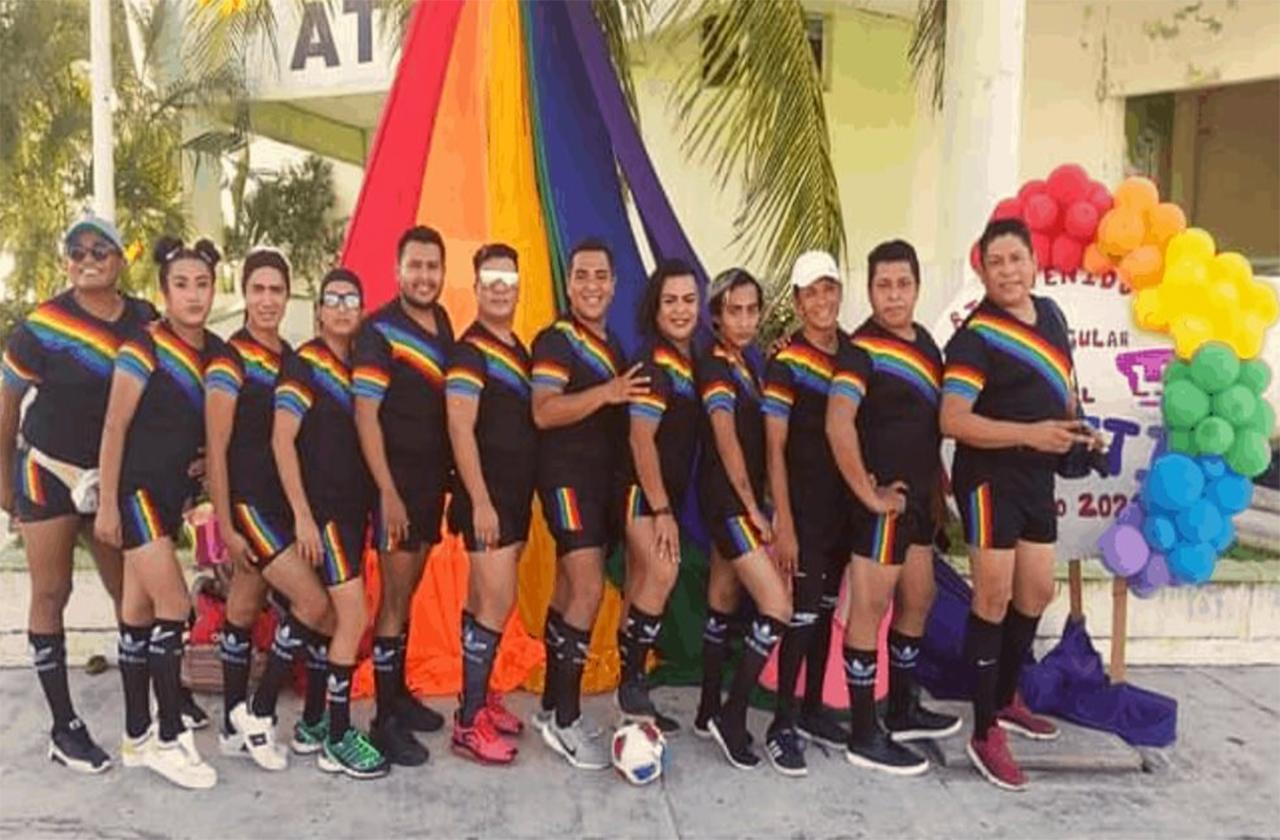 'Las Nenas de Cabada' rompiendo los estereotipos del fútbol
