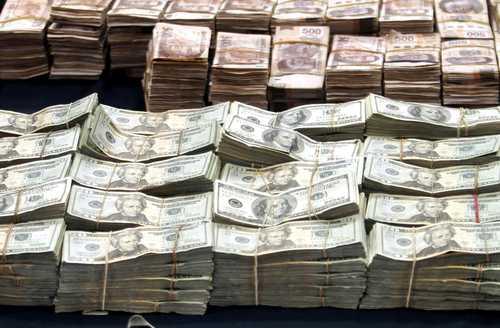 Crece lavado de dinero en México: hasta 50 mil millones de dólares al año