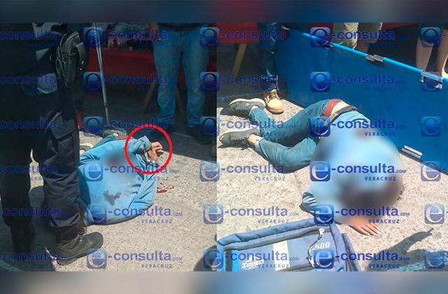 Leonardo fue esposado por policías de Atzacan y asesinado de un balazo