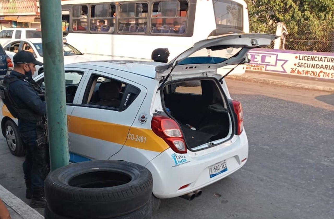 """""""Levantan"""" a taxista de Córdoba; van dos en una semana"""