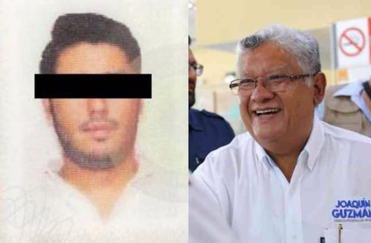 Liberan a sobrino de Joaquín Guzman detenido en jornada electoral