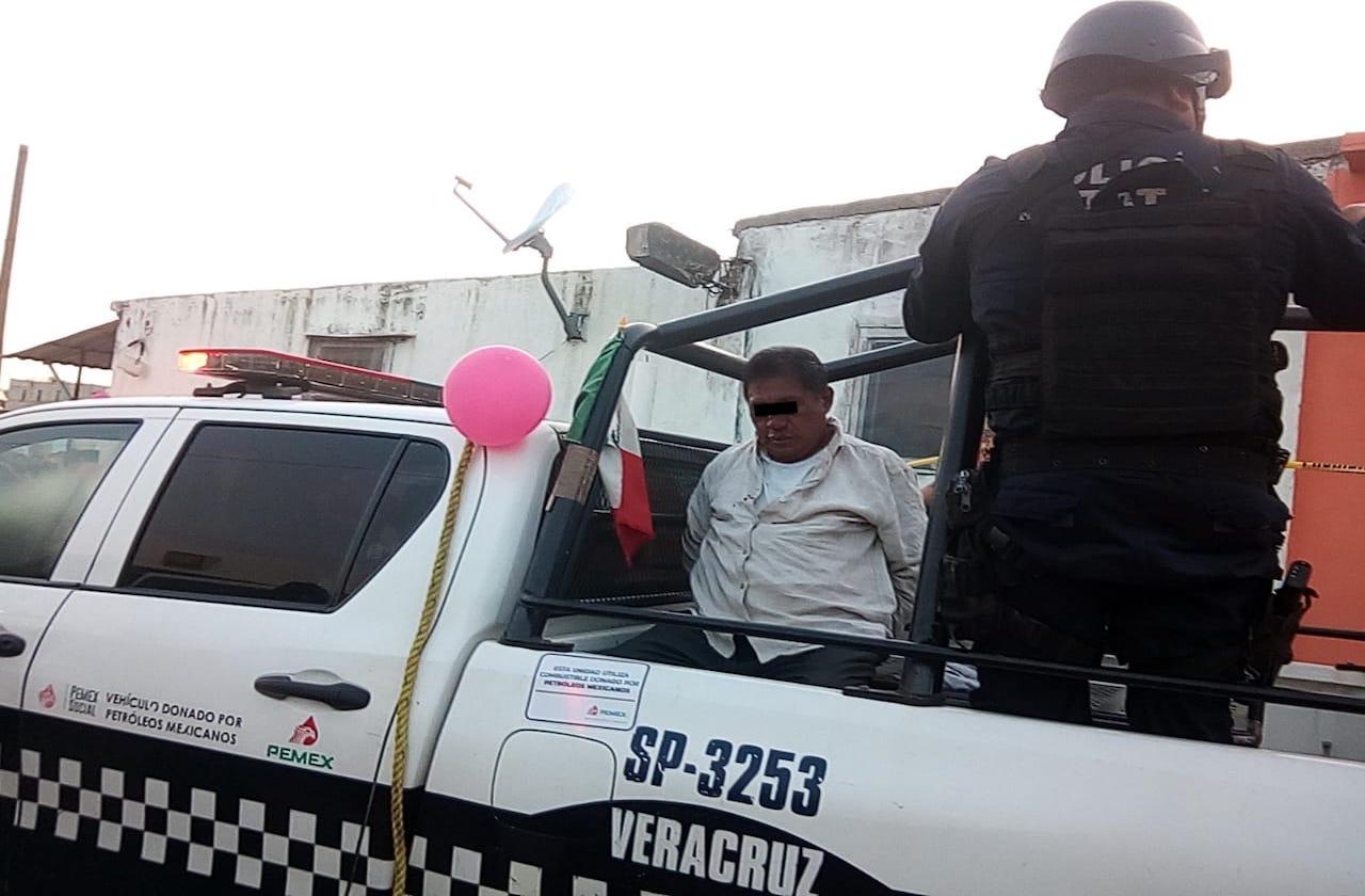 Libre, hombre que arrolló invitados de baby shower en Coatza