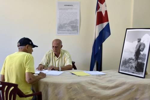 El adiós a Fidel: