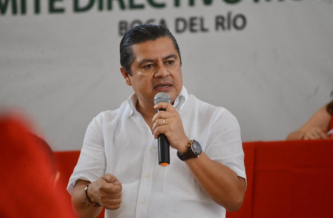 Líder estatal, de acuerdo en que el CEN del PRI asigne candidaturas