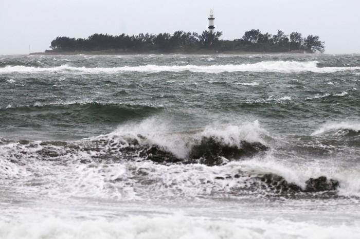 """Cambio climático """"amenaza"""" litorales de Veracruz"""