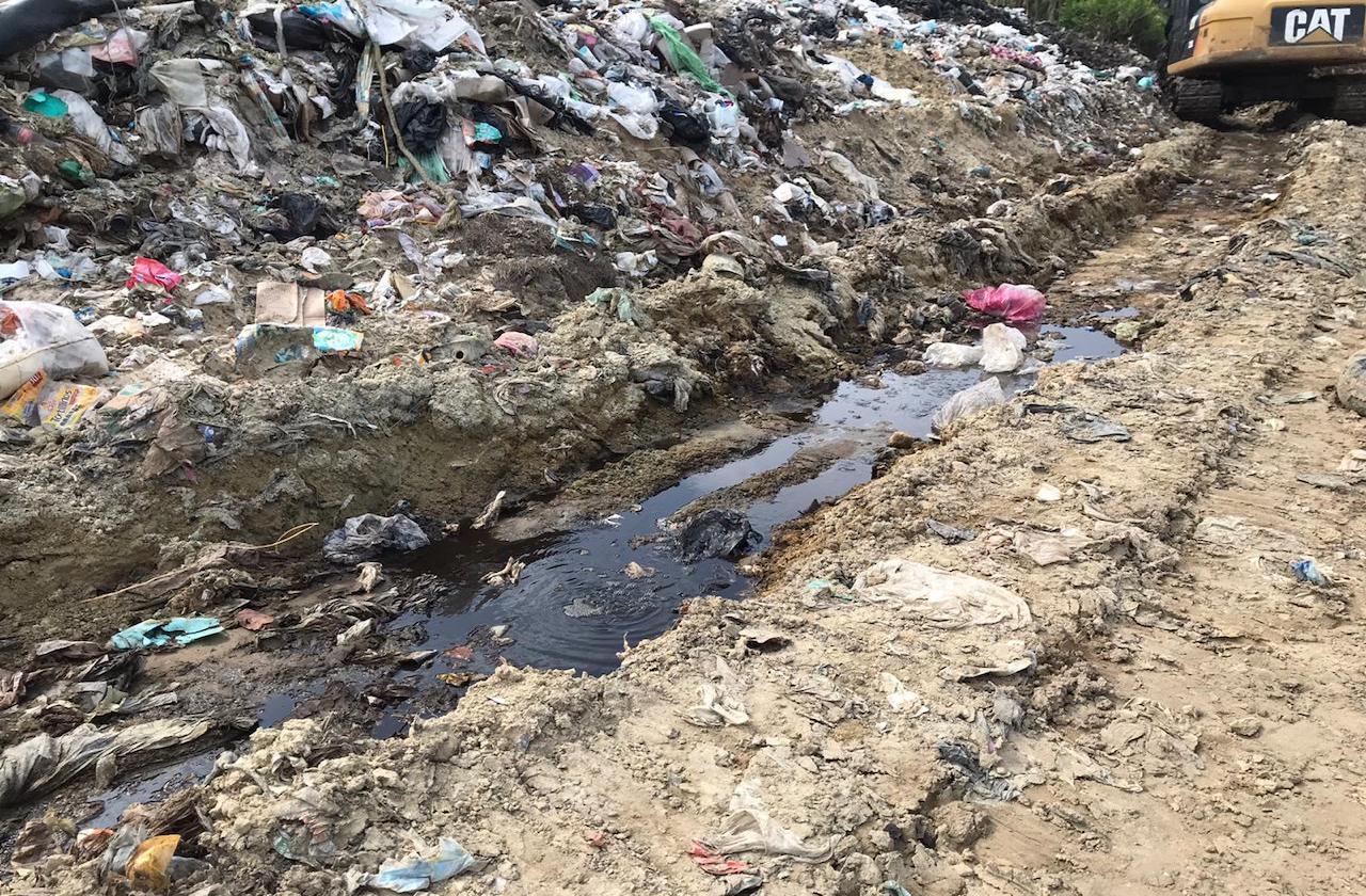 Mortandad de peces en laguna de Coatza es por lixiviados: Especialista