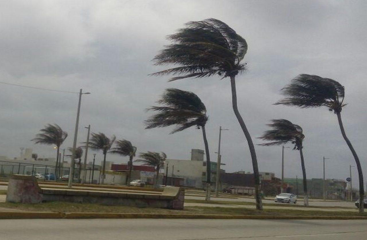 Llega FF#7 a Veracruz; incrementará probabilidad de lluvias