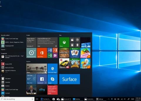 Llega nueva actualización de Windows 10 en octubre