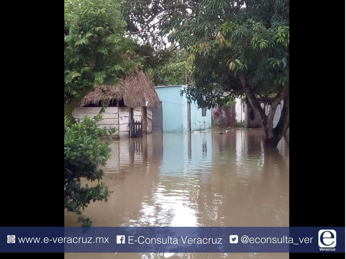 Cobran lluvias primera víctima mortal en Veracruz