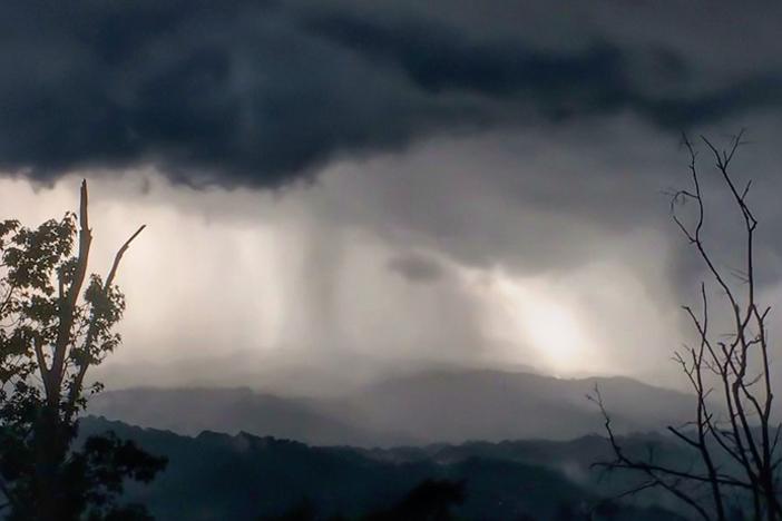 Fuertes lluvias para Veracruz durante este fin de semana