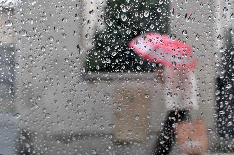 Pronostican chubascos y tormentas para el fin de semana en Veracruz
