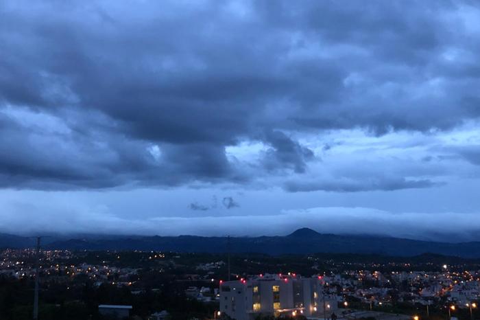 Se mantiene potencial de lluvias para Veracruz durante el fin de semana