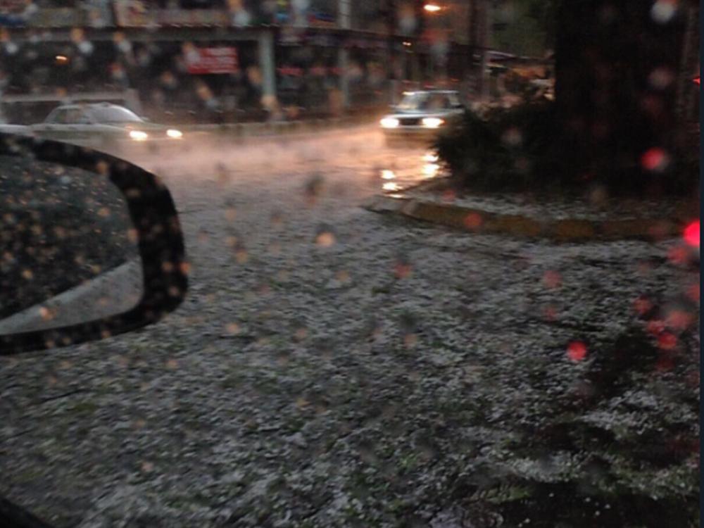 Se esperan lluvias muy fuertes y granizadas para Veracruz