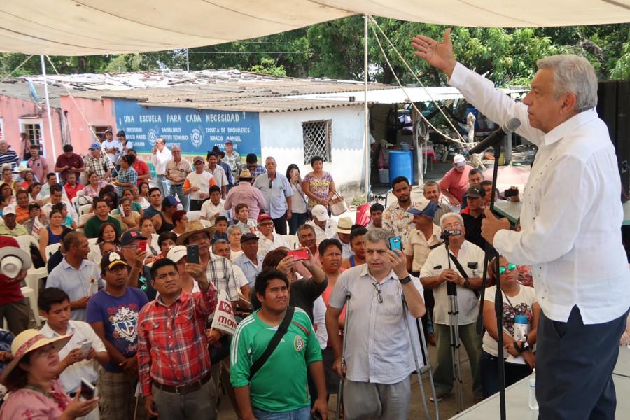Propone López Obrador la creación de una Guardia Nacional