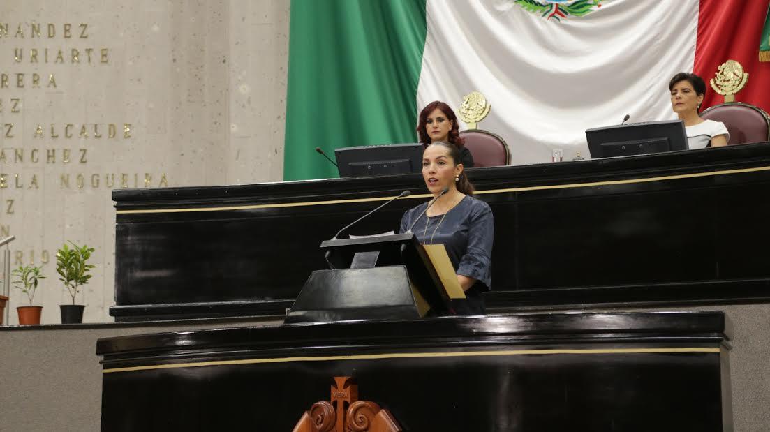 Una legislatura abierta al diálogo podrá cambiar a Veracruz: Cinthya Lobato