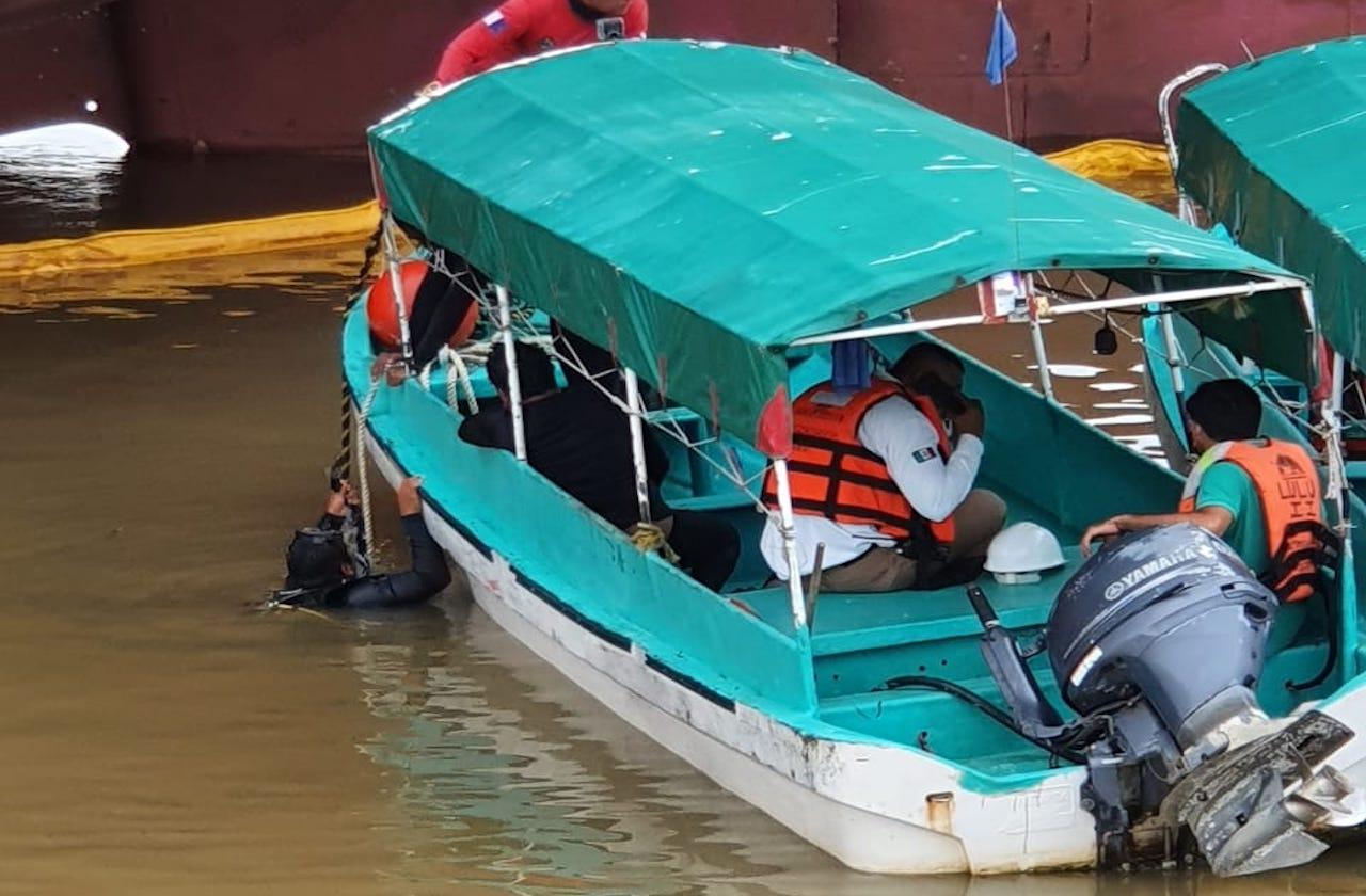 Localizan cuerpo de segundo trabajador de Pemex en río Coatza