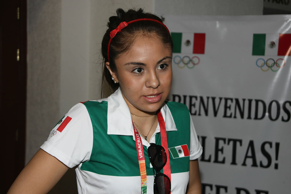 Me duele lo que estamos viviendo en México: Paola Longoria