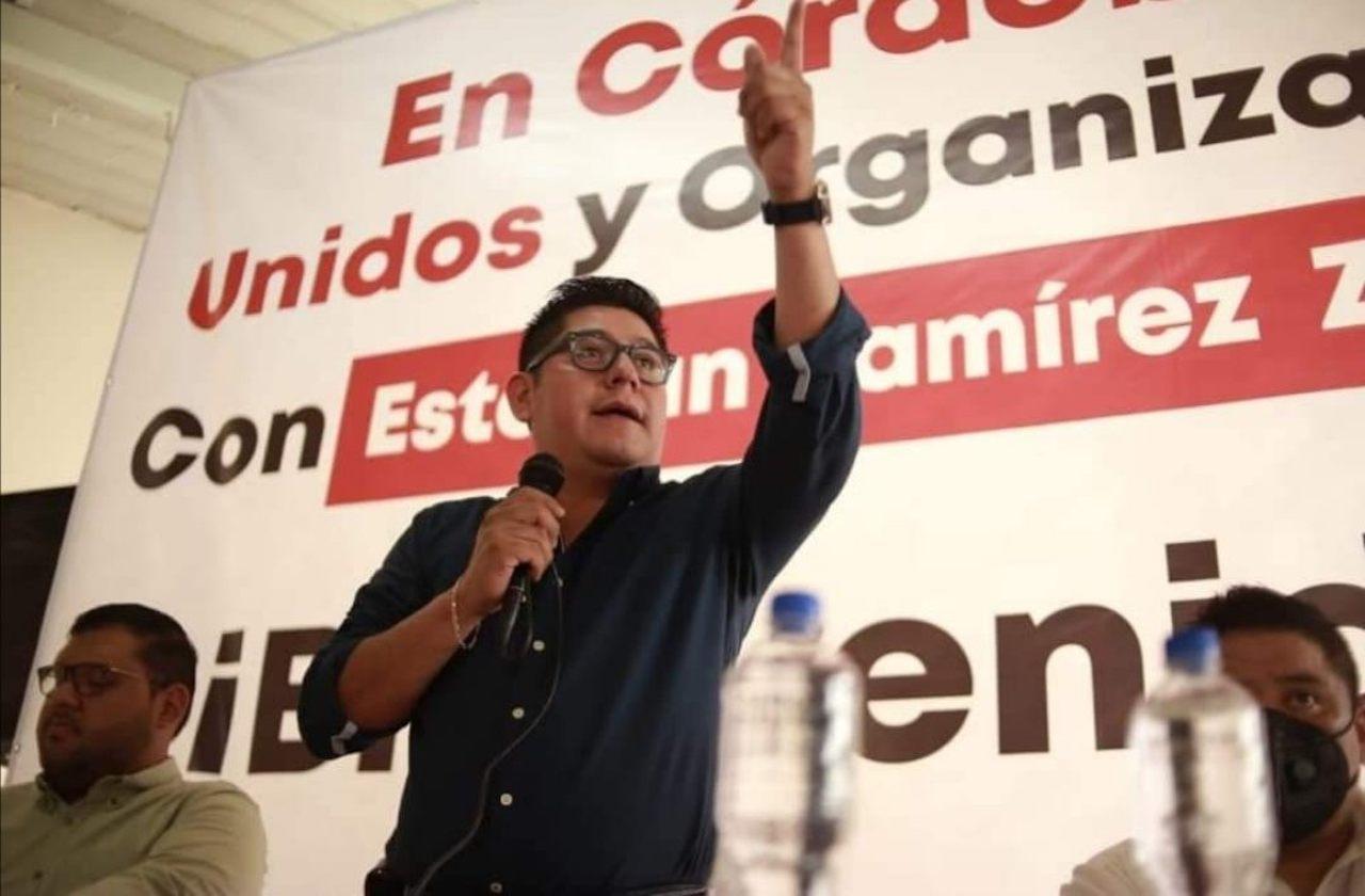 Los pendientes de Esteban Ramírez en Morena