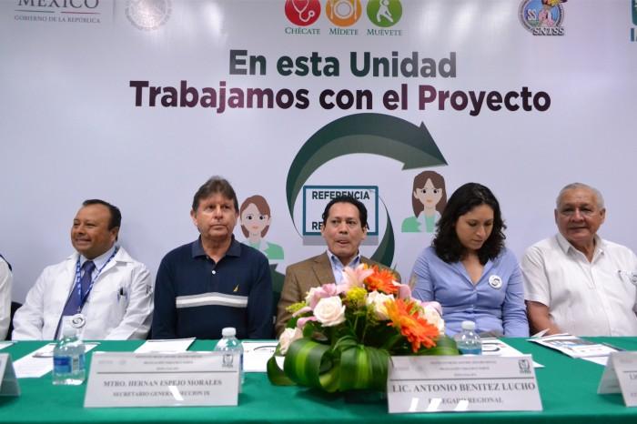 IMSS investiga robo de leche y medicamentos en Unidad Coatepec